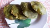 Palak Puri Paratha