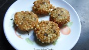 Sabudana Vada for Fasting Days