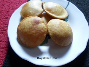 Red Pumpkin Puris