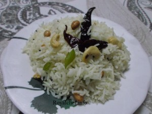 Lemon Rice Indian Style