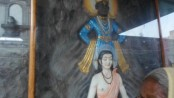 Photograph of Vithal and Sant Dnyaneshwar