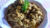 Maharashtrian Style Chicken Keema