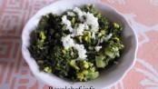 Suva/Savaa or Dill Leaves Vegetable Dish