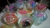 Jelly Candles