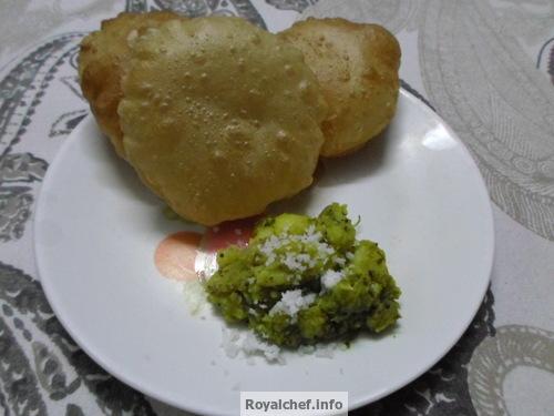 Puri Batata Bhaji