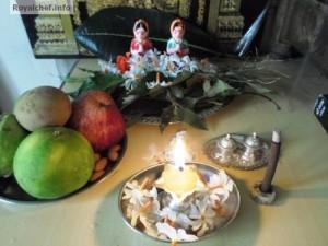 Hartalika Puja in Pune