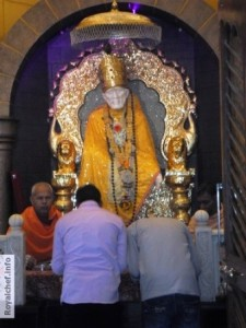 Main Idol of Shirdi Sai Baba