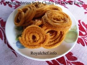 Crisp Maharashtrian Style Chakli for Diwali Faral