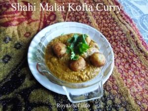 Restaurant Style Shahi Malai Kofta Curry