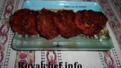 Gajar Beetroot Cutlet
