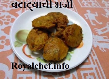 Kurkurit Potato Bhaji