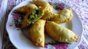 Green Peas Karanji