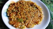 Fasting Sabudana Thalipeeth