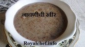 Health and Nutritious Ragi Kheer