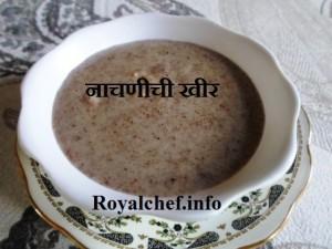 Health and Nutritious Ragi Kheer