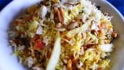 Spicy Vegetable Biryani