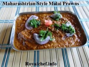 Maharashtrian Style Malai Kolambi Gravy