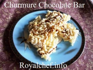 Puffed Rice Flakes Chocolate Bar