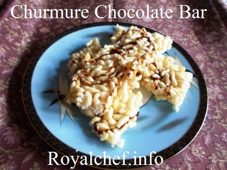 Puffed Rice Flakes Chocolate Bar