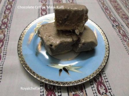 Chocolate Coffee Ice Cream