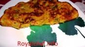 Vegetarian Tomato Omelette