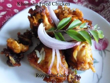 Spicy Masala Fried Chicken