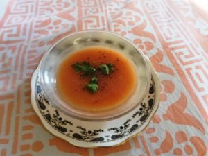 Healthy Dal Soup for Babies