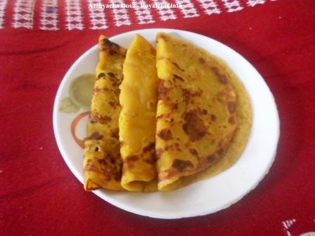 Mango Pan Cakes