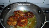 Maharashtrian Konkani Prawn Kabab