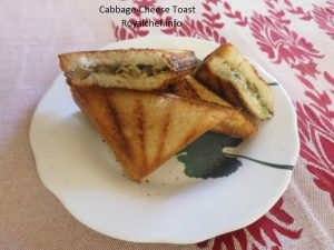 Cheese Kobi Toast