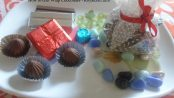 How to Gift Wrap Homemade Chocolates