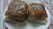 Indian Style Veg Burger