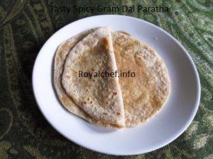 Dal Paratha