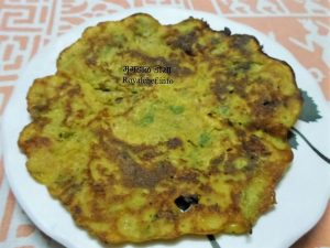 Tasty and Healthy Green Gram Dosa