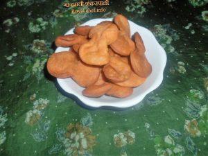 Gajarachi Shankarpali