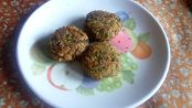 Tasty Coconut Ball Pakoras