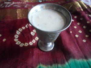 Maharashtrian Buttermilk