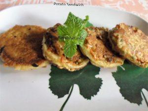 Potato Sandwich Toast