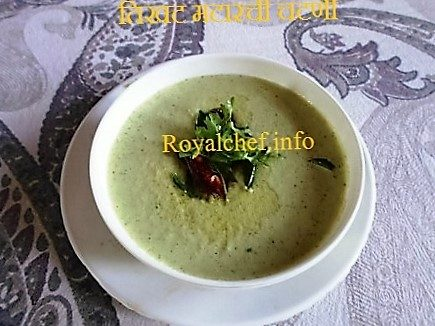 Spicy Green Peas Chutney