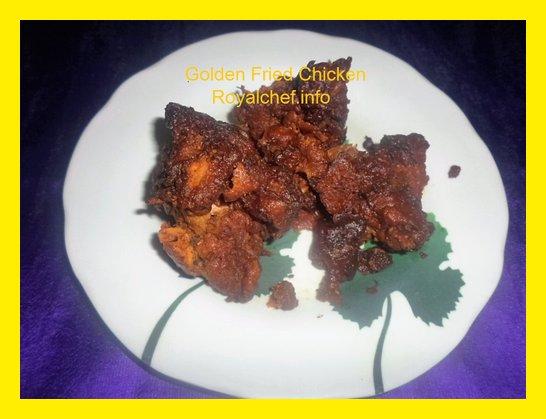 Golden Fried Chicken