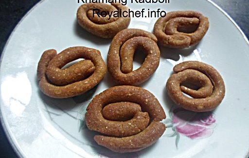 Spicy Kadboli