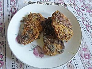 Fried Arbi
