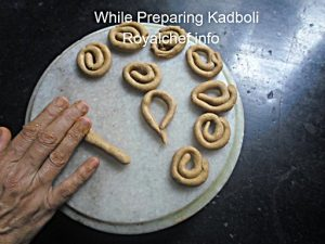 Making the Kadboli