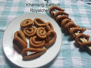 Kadboli for Snacks
