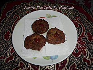 Pomfret Cutlets