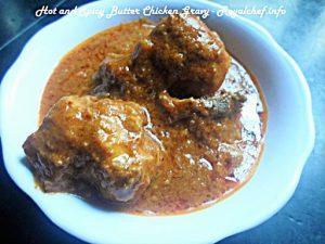 Butter Chicken Gravy