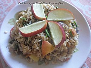 Delicious Seb Fried Rice