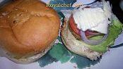 Mcdonald Style Burger