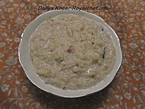 Daliya Kheer