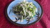 Gobi Methi Caspicum Salad